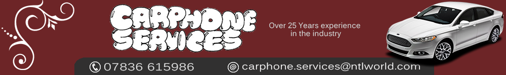 CARPHONE SERVICES LTD - bluetooth - carphone services